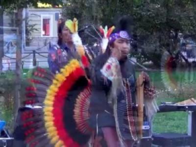 Индейцы на невских берегах Часть 3 (2013)