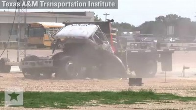 Video: Texas A&M Transportation Institute Crash Video