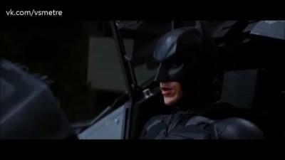 The Dark Knight Rises - Alternate Ending (Темный Рыцарь: Возрождение Легенды)