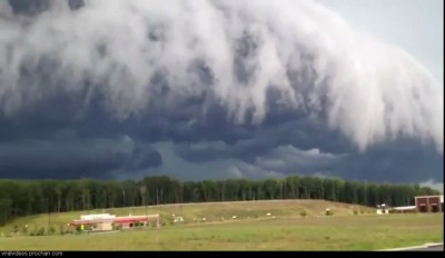 The amazing  cloud storm