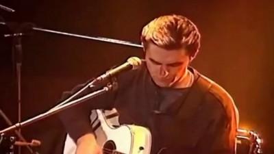 Вячеслав Бутусов - Мне снилось что Христос воскрес (Live)