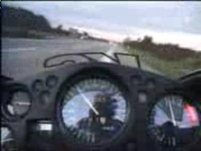 305 км/чс на мотоцикле