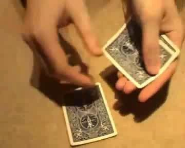 Magic trick - This'n'That card trick.avi