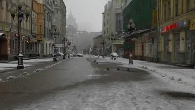 Москва 1 января в 9:00