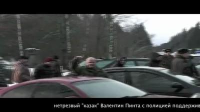 """""""Корсаровцы"""" расстреливают безоружных людей"""