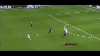 Малага (Малага, Испания) – Порту (Порту, Португалия) – 2:0