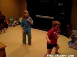 Танец кислотных детей