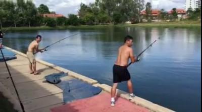 Рыбалка Паттайя