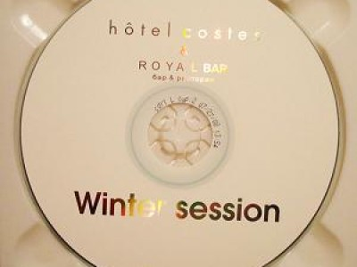 VA - Hotel Costes & Royal Bar - Winter Session 2CD (by Stephane Pompougnac)