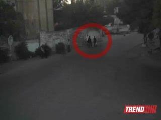 В Баку автохулиган сбил целую семью