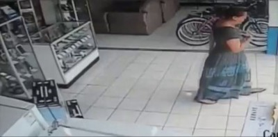 телек украла