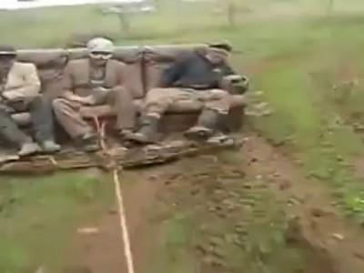 диванный серф
