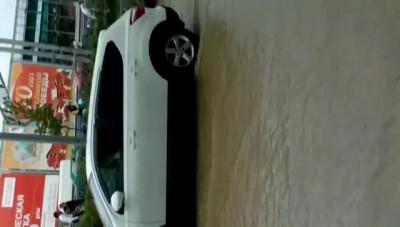 Потоп в Сочи 25.06.15 донская