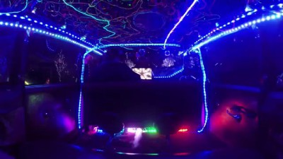 Ultimate Disco Taxi