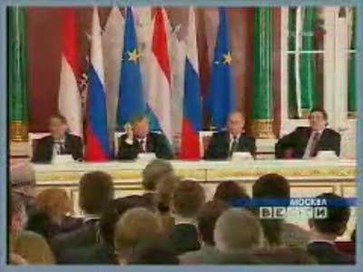 Putin vs Estonian journalist (rus)
