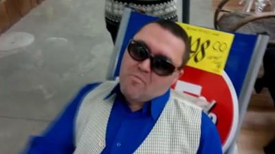 Gangnam Style по-черкасски