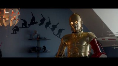 Duracell Star Wars Commercial: Battle for Christmas Morning