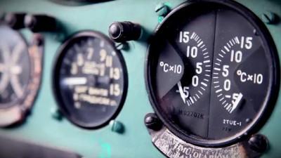 экстремальный полет ми-2
