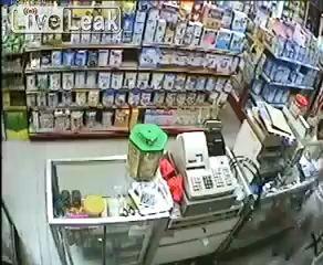 Как работают воришки в магазинах