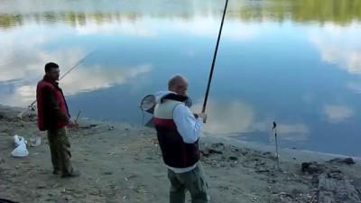Азартный рыбак