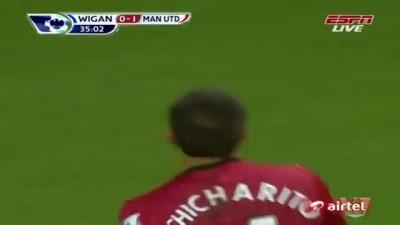 Уиган Атлетик (Уиган) – Манчестер Юнайтед (Манчестер) – 0:4