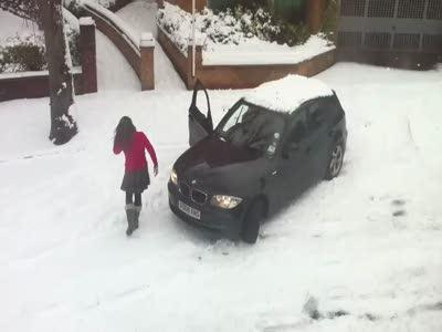 Толкай машину!