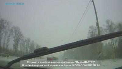 ДТП 19.03.2014 на Дмитровке