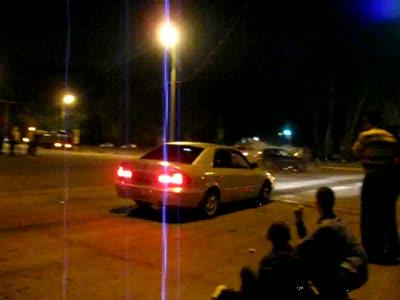 Авария на смотре 15 мая 2010 года
