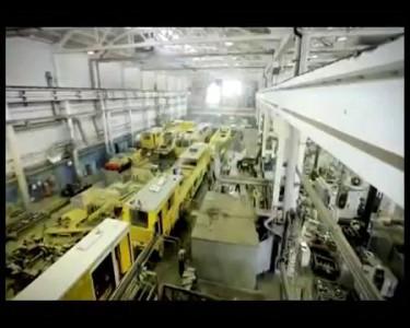 Рельсофрезерный поезд «РФП-1» (ОАО «Калугапутьмаш»)