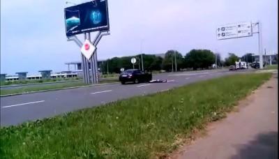 Дорога СМЕРТИ до Аэропорта 500м Донецк/Donetsk