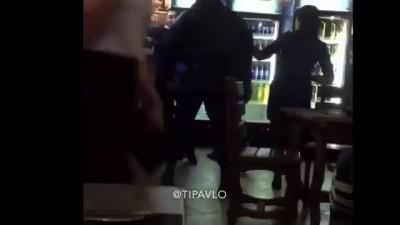 В Павлодарском кафе охранники избили посетителей