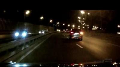 Беспредел на дороге, обиженный водитель...