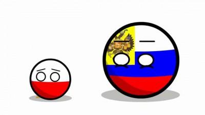 Countryballs #6   Украина чешет манту