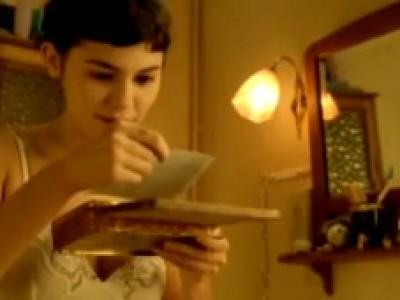 АМЕЛИ на музыку «La valse d'Amelie»