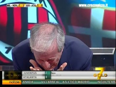 Ds 7Gold - CRUDELI IN LACRIME!!! L' ADDIO DEI SENATORI DEL MILAN