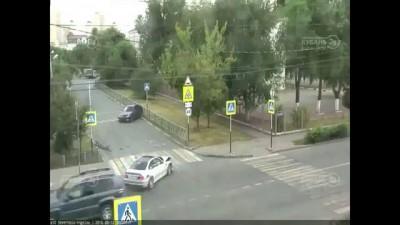 Авария в Краснодаре 2016
