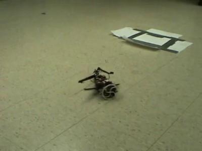 Робот-трансформер Rolling