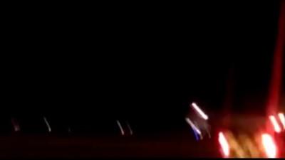 Аварийная посадка самолета в Медине
