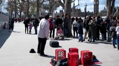 уличный stand up