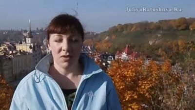 Мой Киев (My Kiev). Детство на холмах - мой Киев.