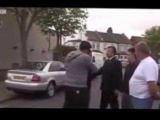 Английский министр против уличной шпаны