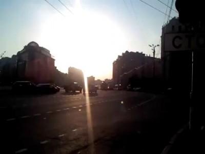 Предел терпения московских автомобилистов