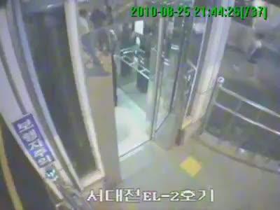 Вдогонку за лифтом