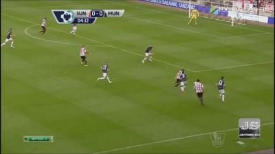 Сандерленд (Сандерленд) – Манчестер Юнайтед (Манчестер) – 1:2