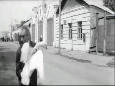 паниковский убегает с гусем