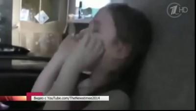 Маленькая девочка Ксюша говорит 'пока' Олимпийским играм в Сочи 2014. Продолжение истории...