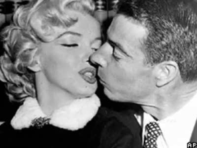 My Saving Grace - Marilyn Monroe and Joe Dimaggio