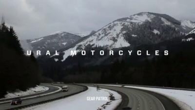 мотоциклетный полный привод