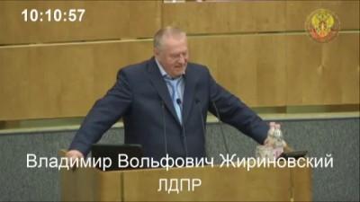 Жириновский о ненависти между народами 15.10.2013
