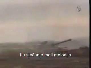 американцы бомбят югославию...